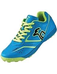 Kookaburra para hombre Hockey calzado deportivo zapatillas cordones cómodo zapatos de Active, azul, 3