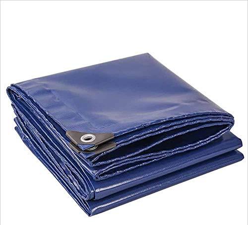 MMADD Écran Solaire Tissu Noir Toile d'ombrage imperméable Tissu imperméable à l'eau étanche Chiffon épais Tissu imperméables Couteau imperméable à l'eau,3m×3m