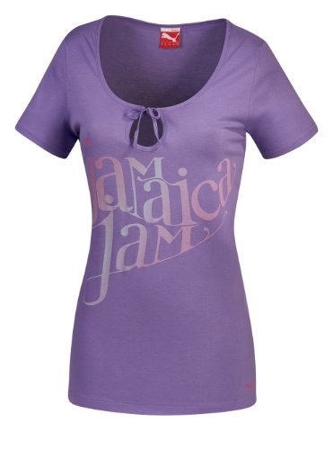 Puma Tee 3 Tee-shirt multisport femme Violet - Violet