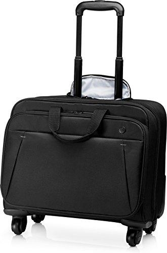 'HP 17.3Business Koffer Trolley–Taschen von Laptops (Trolley Case, 43,9cm (17.3), 3,6kg, Schwarz)