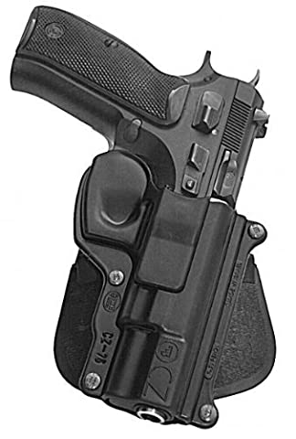 Fobus Standard Holster RH Belt CZ75BH CZ-75/ 75BD/ 85/ Cadet