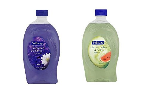 softsoap-hand-soap-refill-bundle-softsoap-lavender-and-chamomile-and-crisp-cucumber-melon-liquid-han