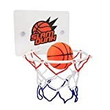 Congerate Slam Dunk Camera Bagno Toilette Ufficio Desktop Mini Pallacanestro Decompresso Giocattolo Giocattolo Gadget Giocattolo per l'educazione Kid e Basket Amatori