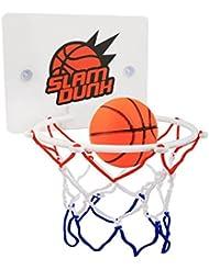 Congerate Slam Dunk Camera Bagno Toilette Ufficio Desktop Mini Pallacanestro Decompresso Giocattolo Giocattolo Gadget Giocattolo per l'educazione Kid e Basket Amatori