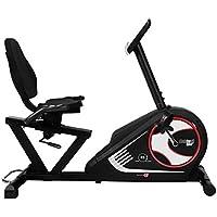 Preisvergleich für Christopeit Sitz- Heimtrainer Ergometer RS 3 Black Edition Fitness Fitnessgerät