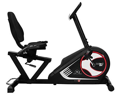 Christopeit Sitz- Heimtrainer Ergometer RS 3 Black Edition Fitness Fitnessgerät
