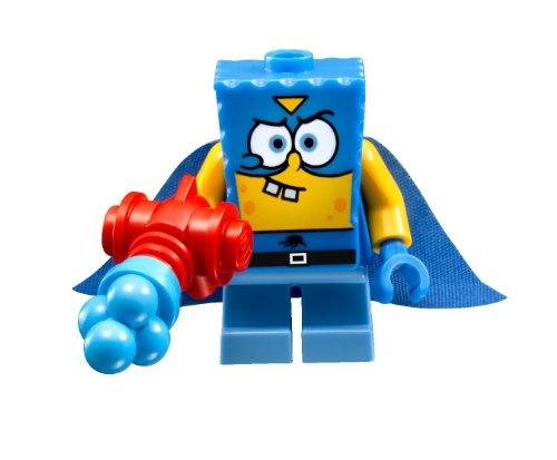 Imagen 6 de LEGO Bob Esponja 3815 - Heroicos Héroes de las Profundidades
