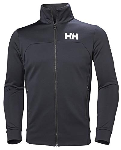 Helly Hansen HP Fleece Jacket, Tuta Sportiva Uomo, Blu (Azul Navy 597), Small