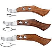 Especialistas Instrumento Cirugia Loop - Cuchillos Enganche Cuchillo Varios Tamaños - Herrador Equipo de Herramientas