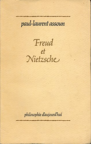 Freud et Nietzsche - Edition originale - Index des noms propres, Index des thèmes - Collection