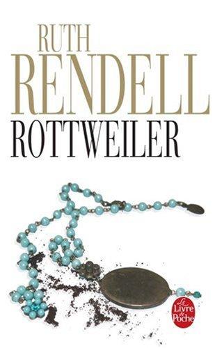 Rottweiler par Ruth Rendell