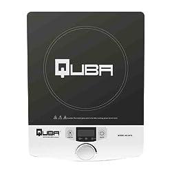 Quba 9910 200-2000 Watts Induction Cooker Black +White