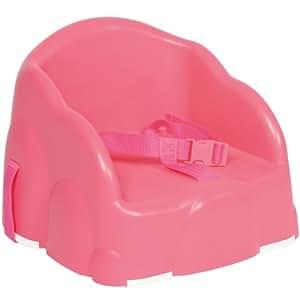Safety 1st Siege Rehausseur Basique Chaise Haute Ceinture - Rose