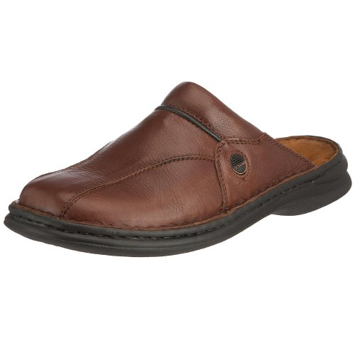 Josef Seibel Klaus, Men's Clogs, Brown (Brasil/Black 26341), 8 UK (42 EU)