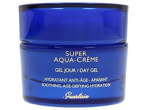 Guerlain Super Aqua-Crème Gel Jour Crema Idratante Antirughe 50ml