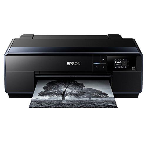 epson surecolor p600 Epson SureColor SC-P600 Tintenstrahldrucker (Wi-Fi, Scannen) schwarz