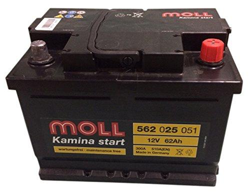 Preisvergleich Produktbild Moll Kamina Start 562 025 051 12V 62Ah