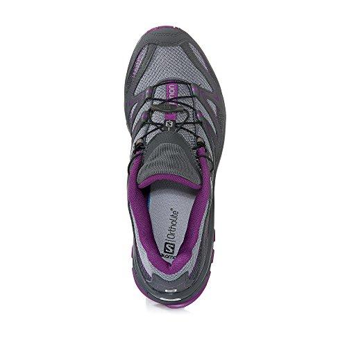 Salomon , Chaussures de randonnée basses pour femme Monument/Magnet