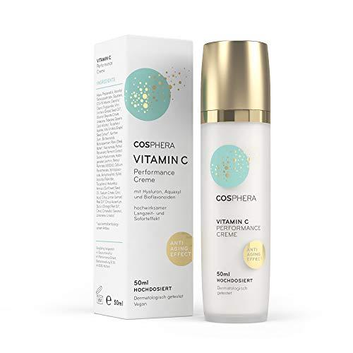 Cosphera Vitamin C Creme Cos-022 im Test