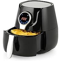 Salter EK2205 Healthy Digital Hot Air Fryer, 4.5 Litre, 1400 W, Black