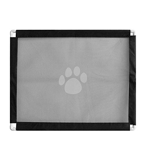 Dog Doors Rete di Sicurezza Rete Isolante per Animali Domestici Babies Porta di Sicurezza, Cancello di Sicurezza per Cani Cancello di Scale, Cancelletto per Porte E Scale Tenda per Porte per Neonati