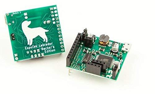 EspoTek Labrador: osciloscopio USB Todo en uno fácil de Usar, Fuente de alimentación, analizador de lógica, multímetro para Windows, Mac, Linux, Android, Raspberry Pi