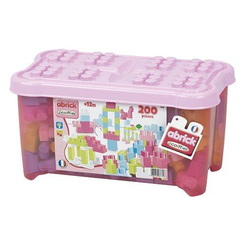 Smoby - Caja 200 Piezas Maxi abrick