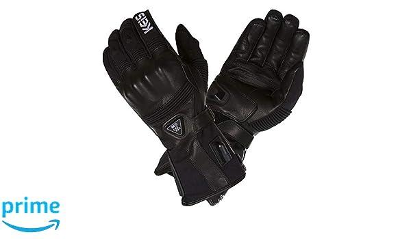 Keis G601 Premium Heated Motorcycle Gloves Mens Black J/&S 10