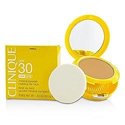 Clinique Sun SPF 30 Mineral Powder Makeup For Face - Medium 9. 5g/0. 33oz