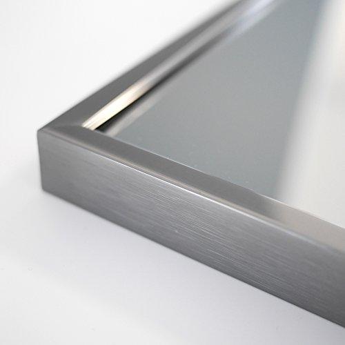 VASNER Zipris S Infrarot Heizung Spiegel Titan-Rahmen 400/700 / 900 Watt 5 J Garantie kaufen  Bild 1*