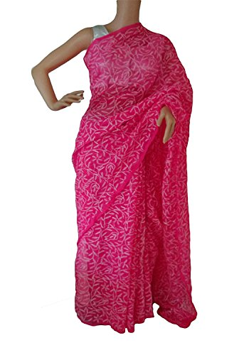 Fashion Fabric Tepchi Chikankari Saree