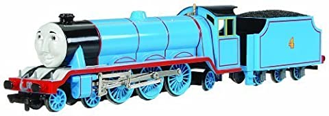 Bachmann Trains Thomas And Friends - Gordon The Express Engine With Moving Eyes by Bachmann Industries Inc. TOY (English Manual)