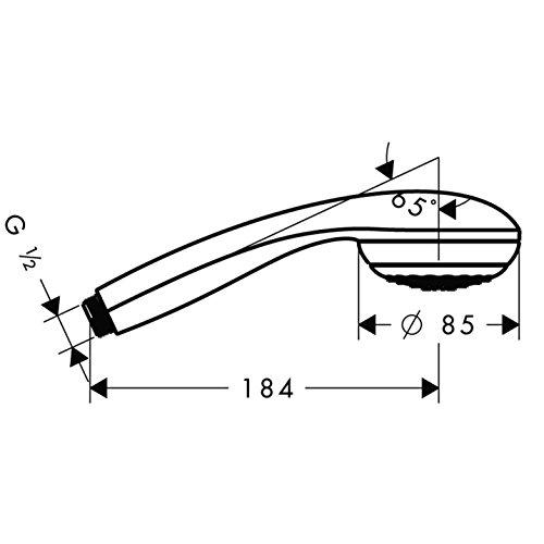 Hansgrohe Crometta 85 Variojet - 7