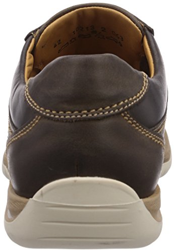 Men Braun Marrone Fretz Derby Uomo Mokka Corridore 59 Pizzo In 0dXdwx