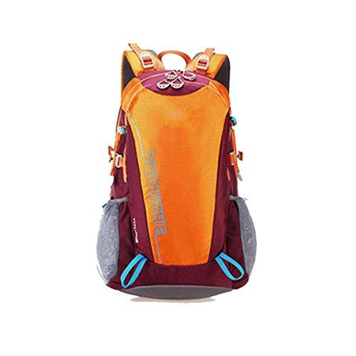 Guida Impermeabile Esterna Di Alpinismo Borsa Sportiva 20 47 * 11 81 * 6 29 In,Orange Orange