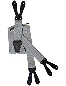 Unisex Bretelle regolabili con V