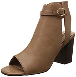 Forever 21 Womens Camel Boots - 4.5 UK/India (36.5 EU)(6.5 US)(0019240902)