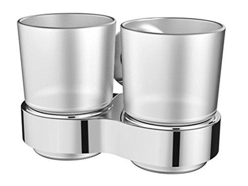 bisk-145-x-95-x-10-cm-ventura-2-gobelets-en-verre-givre-dans-porte-gobelets-double-finition-chrome