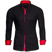 new concept 3a7d4 36862 Suchergebnis auf Amazon.de für: Coole Hemden Männer - Schwarz