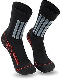 6 Paar X-Static Socken mit Silberfäden - Sport