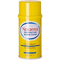 Noxzema Protective Shave Cocoa Butter Espuma de Afeitar - 300 ml