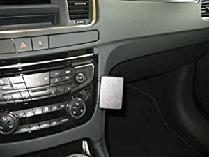 Brodit ProClip für Peugeot 508 2011- schwarz