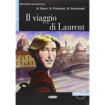 Il viaggio di Laurent (1CD audio)