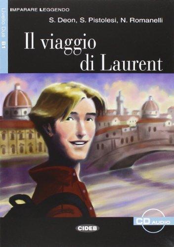 Il viaggio di Laurent (1CD audio)