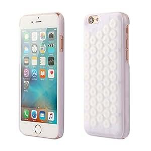new product fa91a 99ef3 VOYOMOTM Novelty Pop Sound 3D Bubble Wrap Design Can Pop Soft PC Phone Case  Cover For iPhone SE