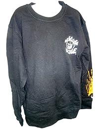 Wilde Kerle Sweatshirt,schwarz 99271 gr.152