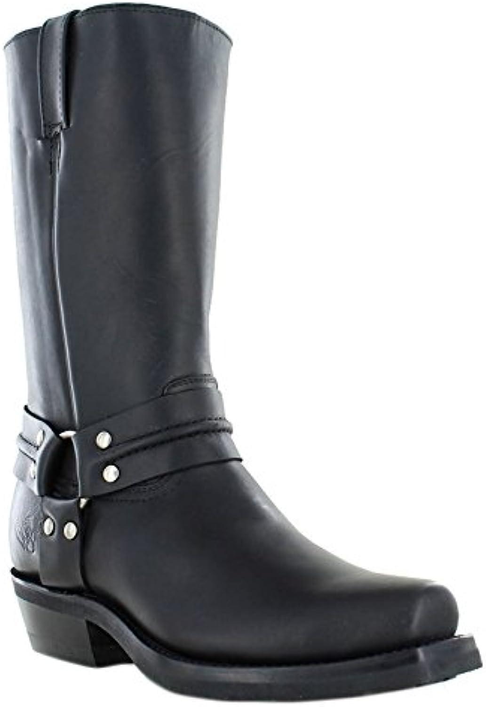 Grinders Mens Renegade Hi Leather Boots