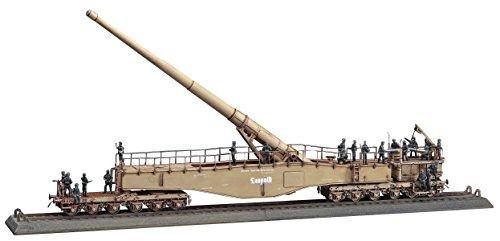 Hasegawa MT58 1/72 Eisenbahngeschütz Leopold, Keine