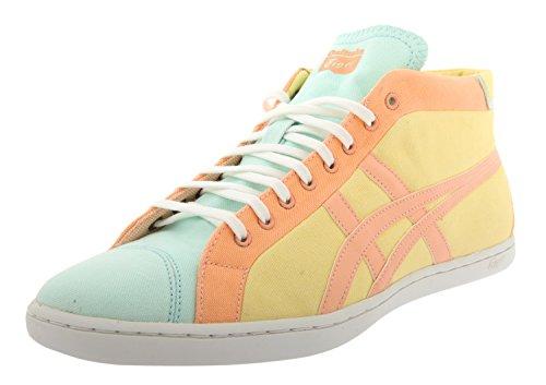 Asics Onitsuka Tiger par sneaker Seck MT jaune / rose