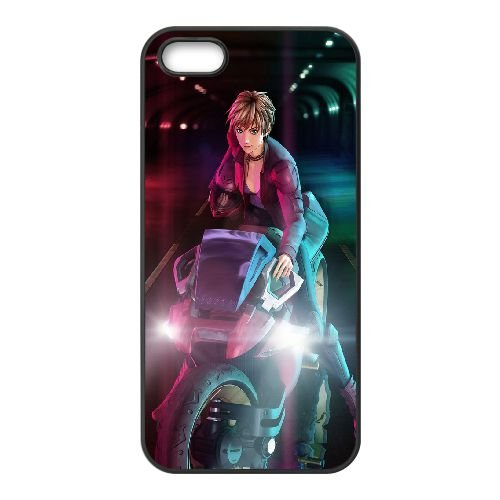 Deunan Knute Appleseed Ex Machina coque iPhone 4 4S Housse téléphone Noir de couverture de cas coque EBDXJKNBO09822